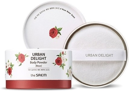 The Saem Urban Delight Body Powder