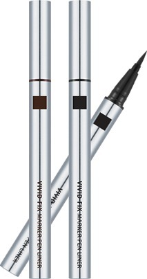 Missha Vivid Fix Brush Pen Liner