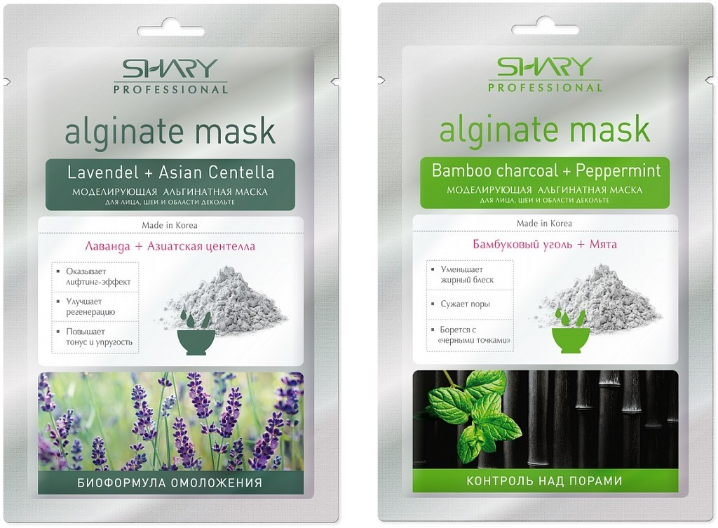 Shary Professional Alginate Mask фото