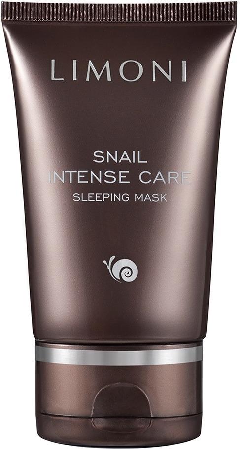 Limoni Snail Intense Care Sleeping Mask