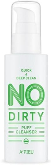 APieu No Dirty Puff Cleanser