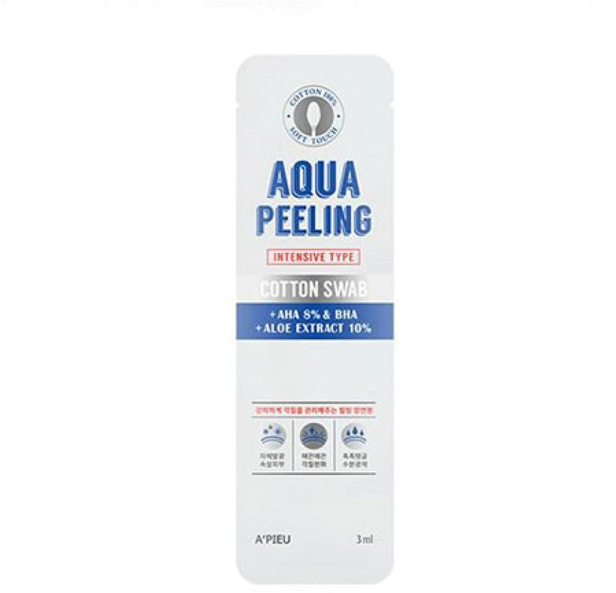 APieu Aqua Peeling Cotton Swab Intensive фото