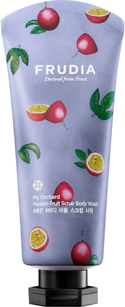 Frudia My Orchard Passion Fruit Scrub Body Wash фото