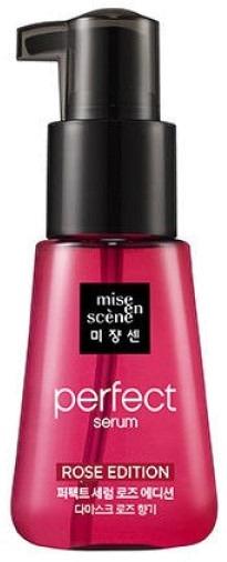 Mise En Scene Perfect Serum Rose Edition фото
