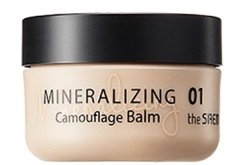 The Saem Mineralizing Camouflage Balm SPFPA фото