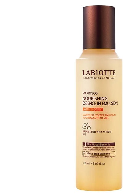 Labiotte Marryeco Fresh Essence In Emulsion With Honey фото