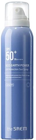 Купить The Saem Eco Earth Power UV Protection Sun Spray SPF PA