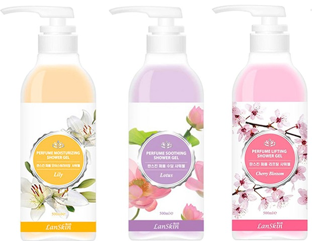 LanSkin Perfume Shower Gel фото