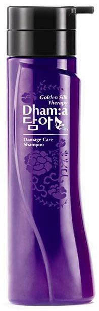 CJ Lion Dhama Golden Silk Damage Care Shampoo фото