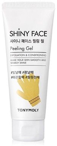 Tony Moly Shiny Face Peeling Gel