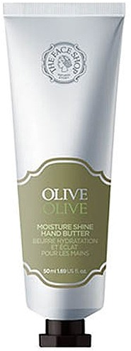 The Face Shop Olive Moisture Shine Hand