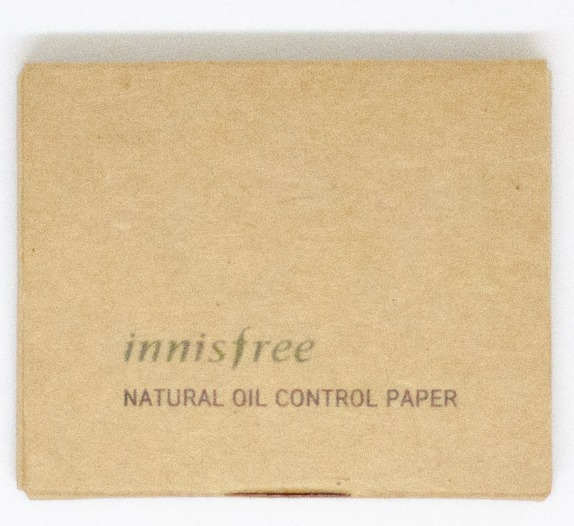 Купить Innisfree Natural Oil Control Paper