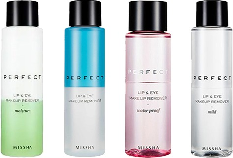 Missha Perfect Lip and Eye MakeUp Remover фото
