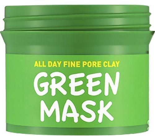 Scinic All Day Fine Pore Clay Green Mask