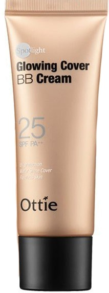 Ottie Spotlight Glowing Cover BBCream SPF PA фото