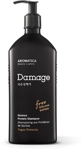 Aromatica Quinoa Protein Shampoo фото