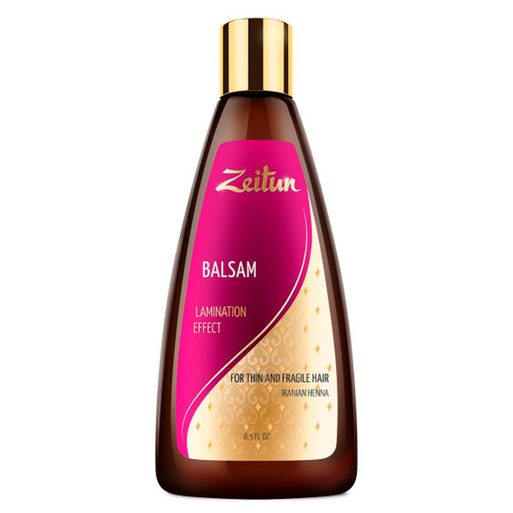 Купить Zeitun Balsam Lamination Effect for Thin and Fragile Hair Iranian Henna