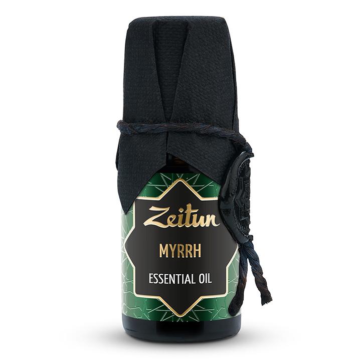 Zeitun Myrrh Essential Oil фото