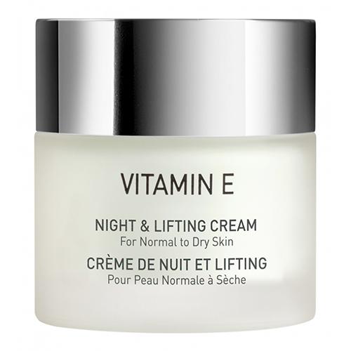 Gigi Vitamin E Night And Lifting Cream фото