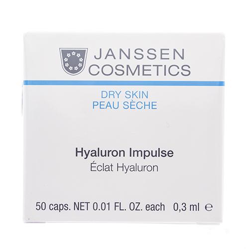 Janssen Cosmetics Dry Skin Hyaluron Impulse фото