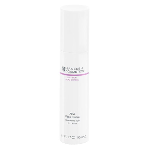 Janssen Cosmetics Oily Skin AHA Face Cream фото