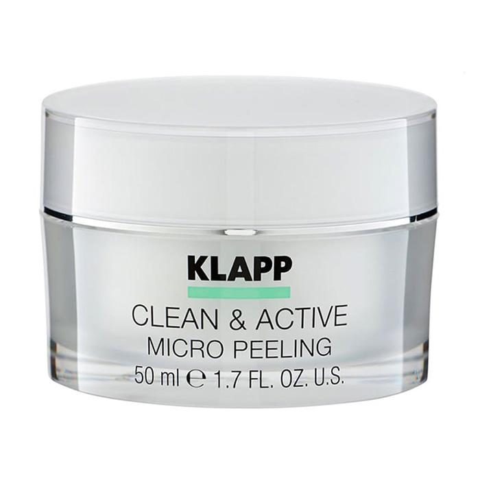 Klapp Clean And Active Micro Peeling фото