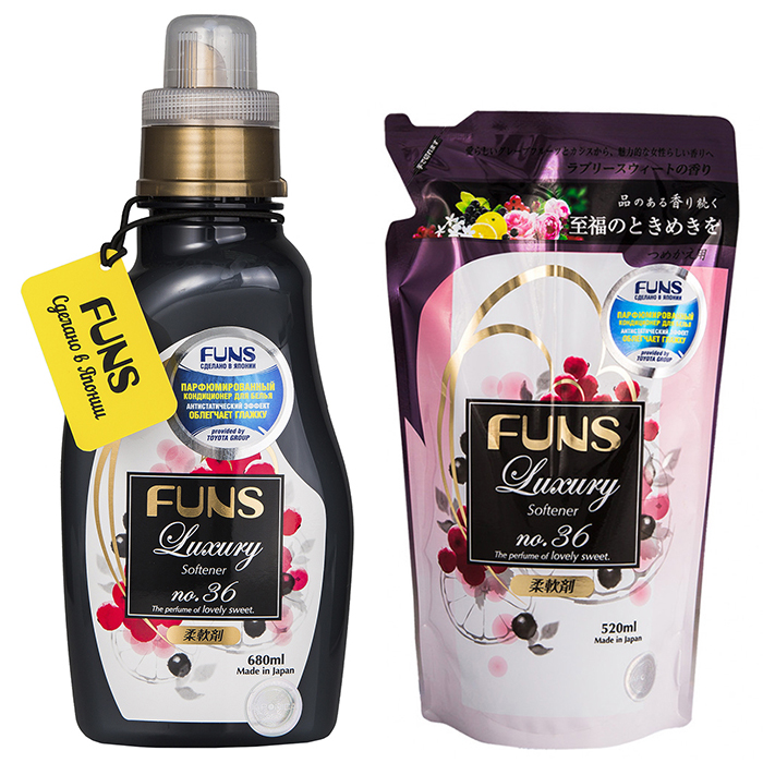 Funs Grapefruit And Blackcurrant.