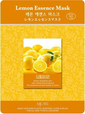 Mijin Cosmetics Lemon Essence Mask фото