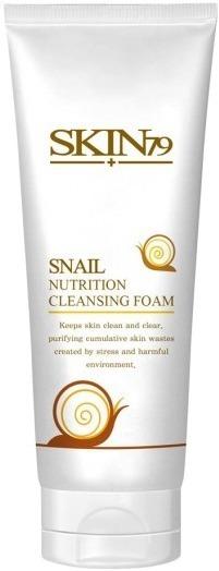 Skin Snail Nutrition Cleansing Foam.