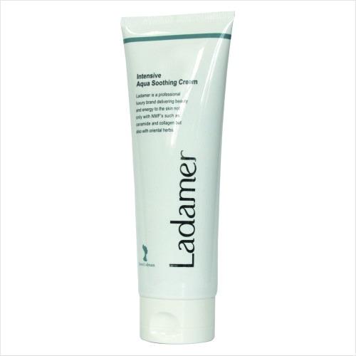 Ladamer Intensive Aqua Soothing Cream.
