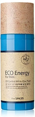 The Saem Eco Energy For Men Oil Control All in One Fluid