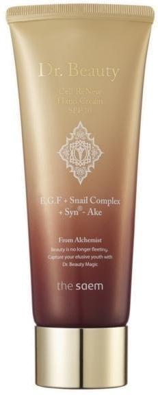 The Saem Dr Beauty Snail Hand Cream