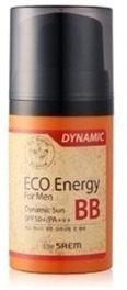 The Saem Eco Energy For Men  Dynamic Sun BB SPF  PA