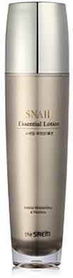 The Saem Snail Essential Lotion