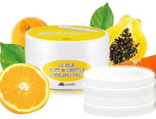 Lioele Soft  Gentle Peeling Pad