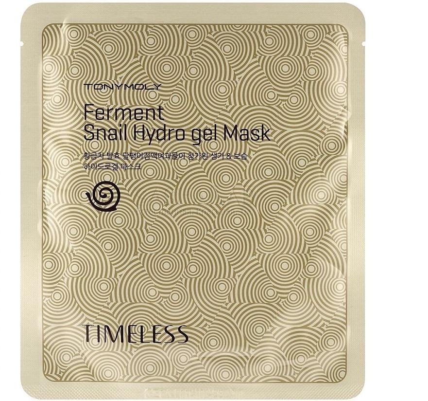 Tony Moly Timeless Ferment Snail Gel Mask  - Купить