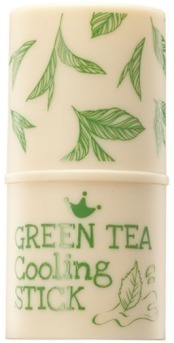 Shara Shara Green Tea Cooling Stick.