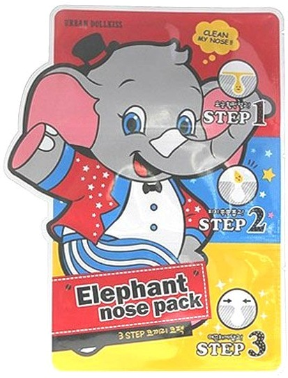 Baviphat Urban Dollkiss STEP Elephant Nose Pack