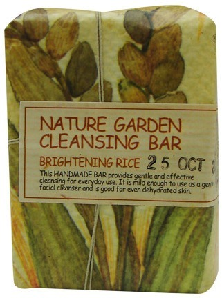 The Face Shop Nature Garden Cleansing Bar