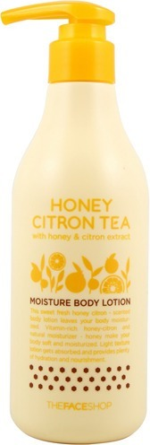 The Face Shop Honey Citron Tea Moisture