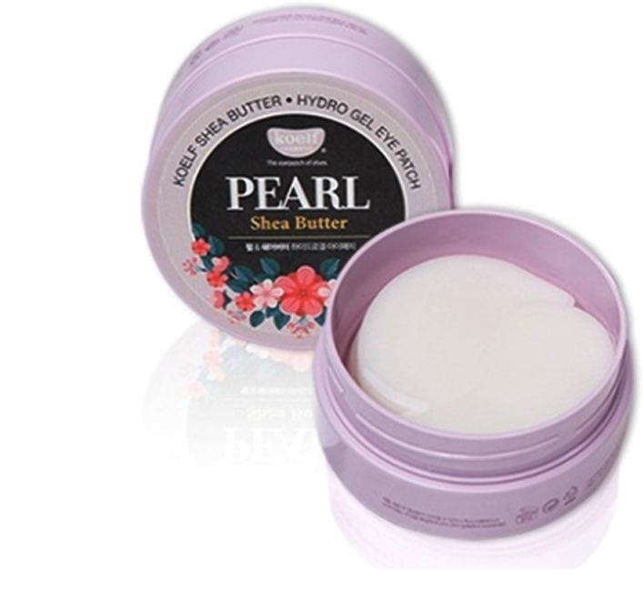 Koelf Hydro Gel Pearl amp Shea Butter Eye Patch -  Для лица