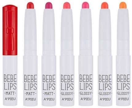 APieu Bebe Lips фото