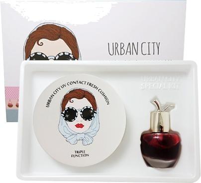 Baviphat Urban City UV Contact Fresh Cushion