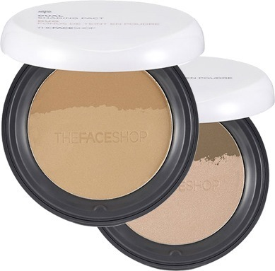 The Face Shop Dual Shading Pact