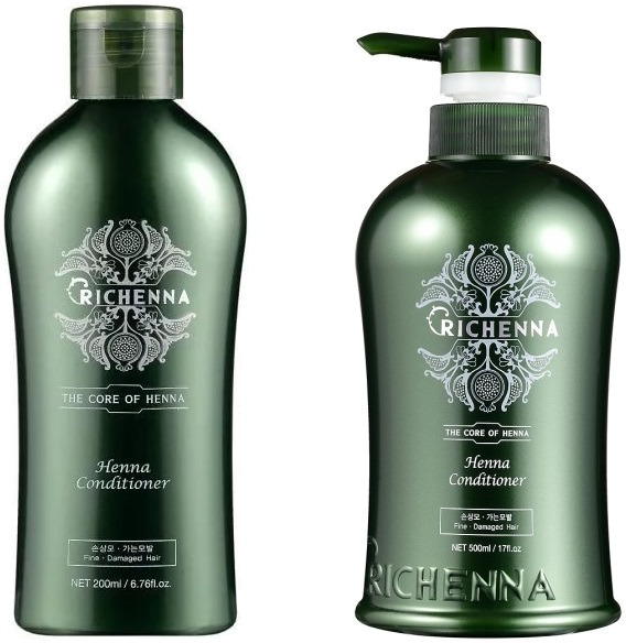 Richenna Henna Clinic Conditioner.