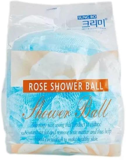 Sungbo Cleamy Flower Ball Rose Shower Ball
