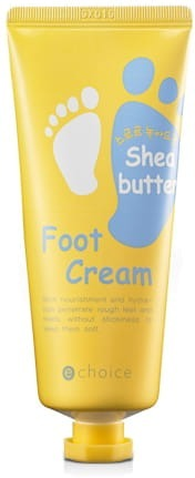 Echoice Sheabutter Foot Cream