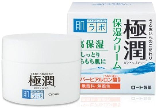 Rohto Gokujyun Miosture Night Cream
