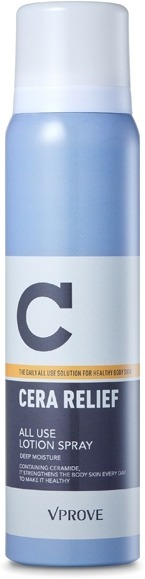 Vprove Cera Relief All Use Lotion Spray