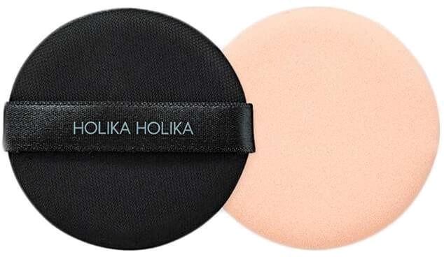 Holika Holika Magic Tool Premium Cover Air PuffСпециалисты Holika Holika знают в чем главный секрет создания безукоризненного макияжа. Секрет в правильно подобранных инструментах. Специальная линейка инструментов Magic Tool поможет создать безупречный макияж в считанные минуты. Гладкое покрытие пуфа легко скользит по коже и создает мягкий и ровный тон. Благодаря уникальному эластичному материалу, он набирает необходимое количество кремовой основы, без риска нанести на кожу лишнее. А высококачественный материал изготовления прослужит еще долгое время.<br><br>&amp;nbsp;<br><br>Объём: 1 шт.<br><br>&amp;nbsp;<br><br>Способ применения:<br><br>Наберите необходимое количество тонального средства и приступайте к созданию макияжа.<br>